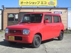 アルトラパンX 4WD CD ベンチシート コラムオートマ キーレス