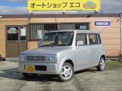 アルトラパンG 4WD CD キーレス シートヒーター フルフラット