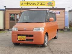 タントXリミテッド 4WD キーレス アルミ 寒冷地仕様 DVD