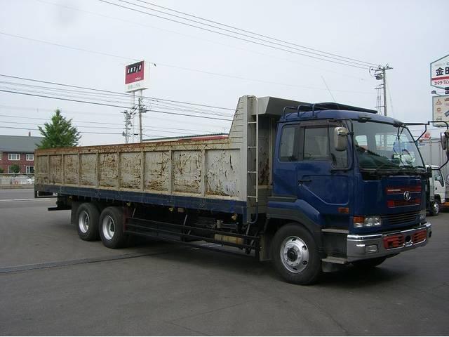 日産ディーゼル スクラップ運搬車  KL-CW55J 400馬力