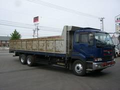 ビッグサムスクラップ運搬車  KL−CW55J 400馬力