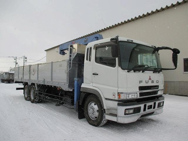 三菱ふそう クレーン KL-FV50MTZ タダノ