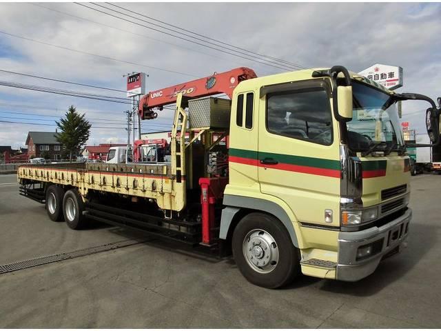 スーパーグレート クレーン KL-FV50MUZ ユニック