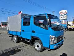 キャンターガッツWキャブ PDG−FD70B 4WD