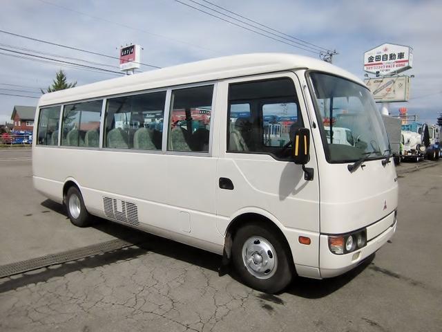 三菱ふそう ローザ バス  KK-BE63CG 29人乗り