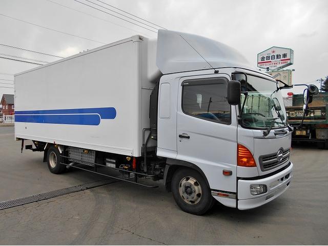日野 冷凍車 ADG-FD8JLWA 東プレ
