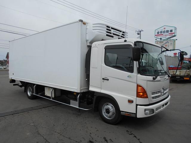 日野 冷凍車 BKG-FD7JLYA サーモキング