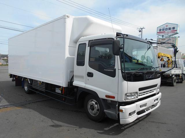 いすゞ 冷凍車 PA-FRD34L4 東プレ