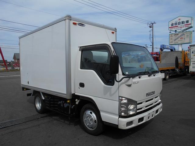 いすゞ 保冷バン BKG-NHS85AN キタムラ