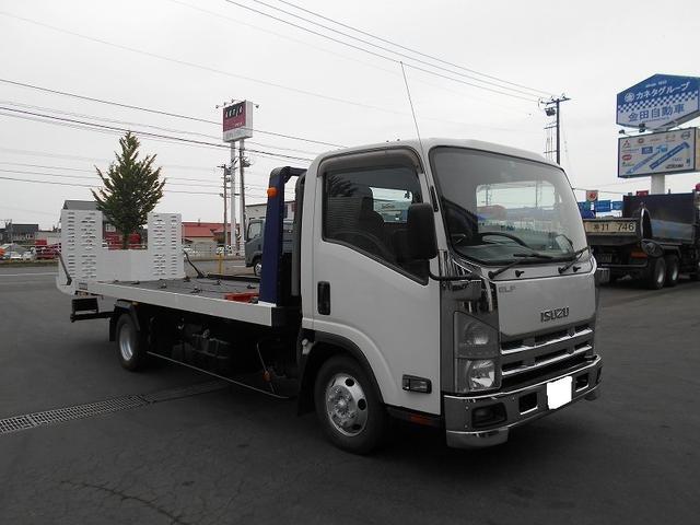 いすゞ セフティーローダー TKG-NPR85AN 極東