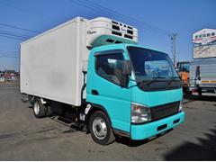 キャンター冷凍車 PDG−FE83DY 東プレ