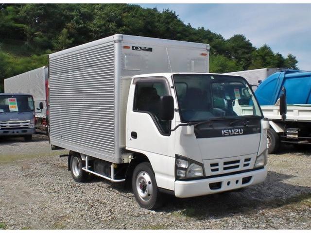 いすゞ ドライバン KR-NHS69AN 4WD