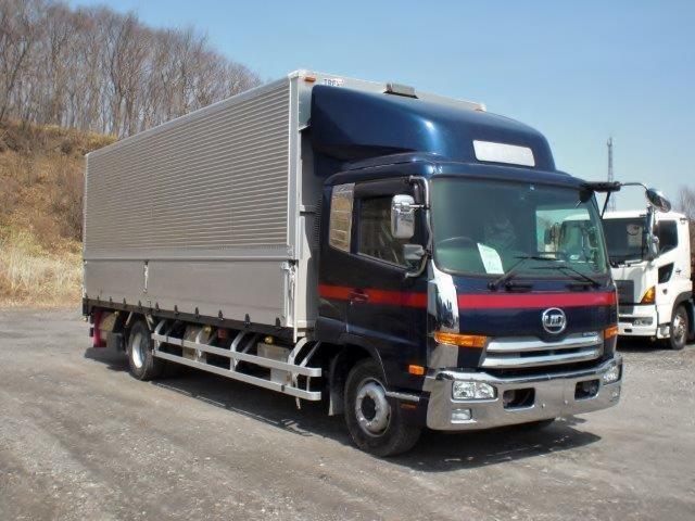 UDトラックス ウイング QKG-PK39CH リヤエアサス