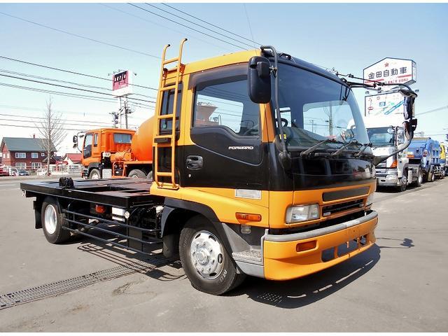 いすゞ コンテナ専用車 KL-FSR33G4R 1個積み