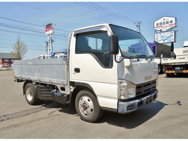 いすゞ 平ボディー BKG-NHS85AN 4WD