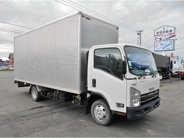 いすゞ ドライバン TDG-NPS85AN 4WD