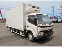 ダイナトラック冷凍車 BDG−XZU424 菱重