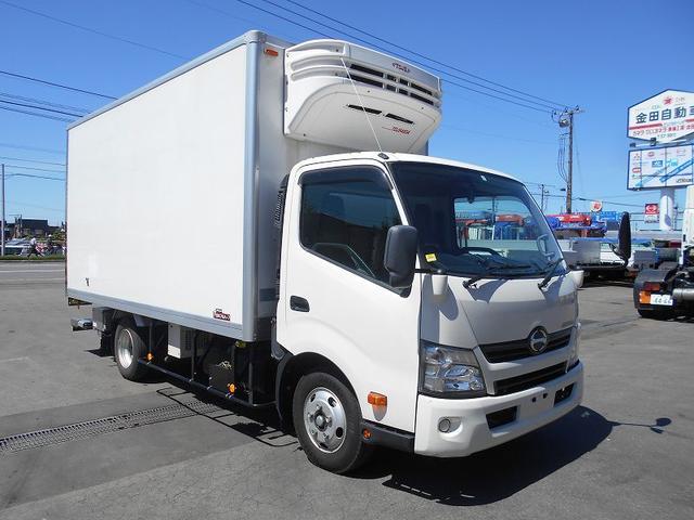 日野 冷凍車 TKG-XZU710M 菱重