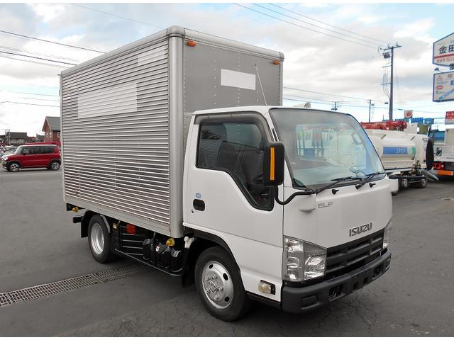いすゞ ドライバン BKG-NHS85AN 4WD