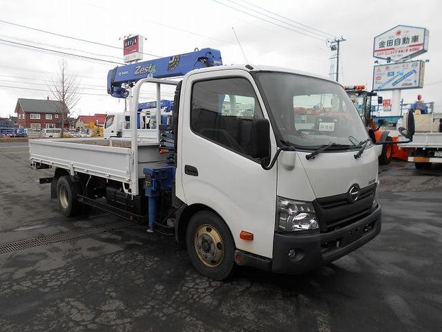日野 クレーン TKG-XZU720M タダノ