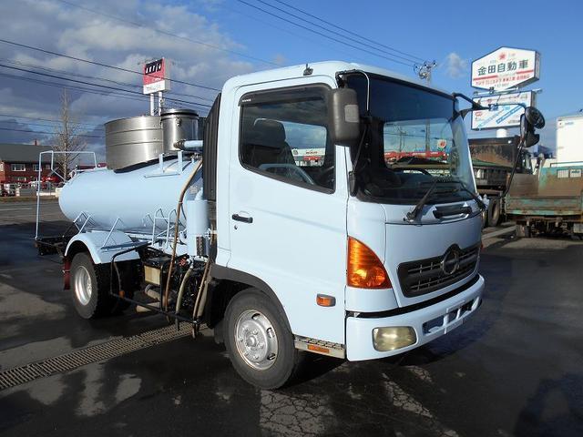 日野 バキュームカー BDG-FC6JCWA 東急