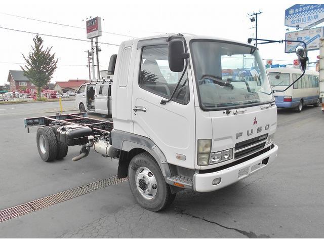 三菱ふそう キャブ付シャーシ KK-FL63HG 4WD