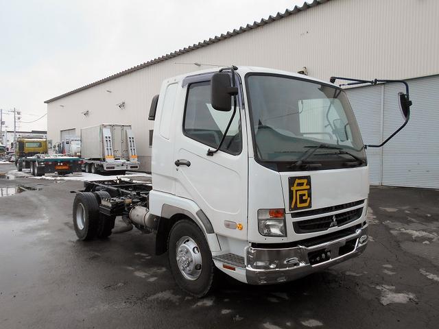 三菱ふそう キャブ付シャーシ PDG-FL63F 4WD