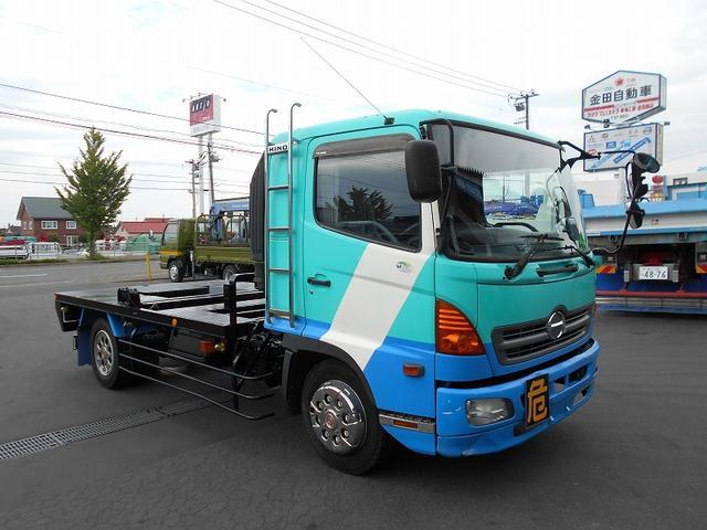 日野 コンテナ専用車 ADG-FE7JGWA