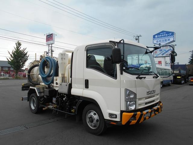 いすゞ バキュームダンパー PKG-FRR90S2 東急車輌