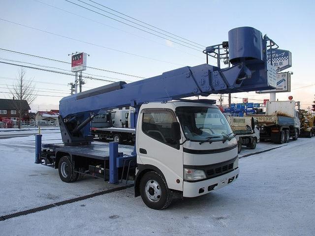 日野 デュトロ 高所作業車 タダノAT-220TG 22.3m