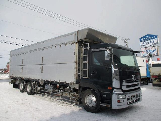 UDトラックス クオン チップ運搬車 ADG-CD4ZA