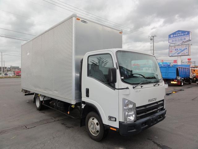 いすゞ エルフトラック ドライバン TDG-NPS85AN キタムラ