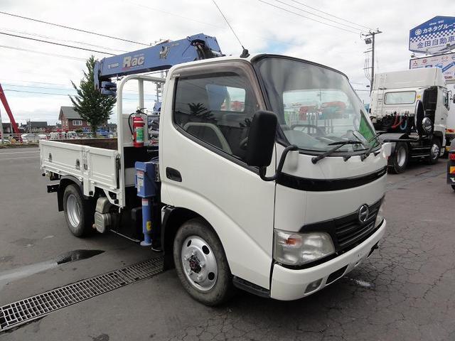 日野 デュトロ クレーン付 BDG-XZU368M タダノ