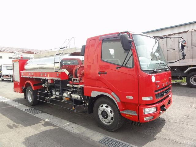 三菱ふそう ファイター 散水車 PDG-FK62FZ 日本ドライケミカル