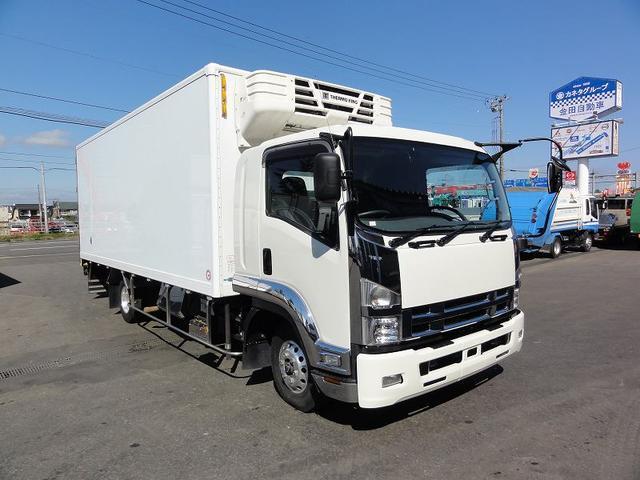 いすゞ フォワード 冷凍車 TKG-FRR90S2 サーモキング