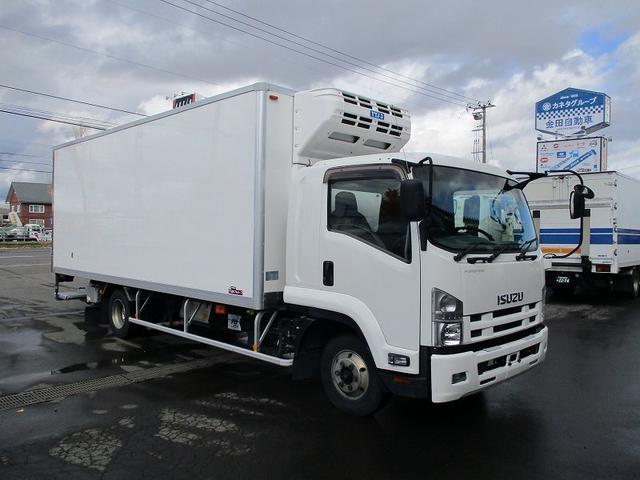 冷凍車ゲート付 TKG-FRR90T2 デンソー(1枚目)