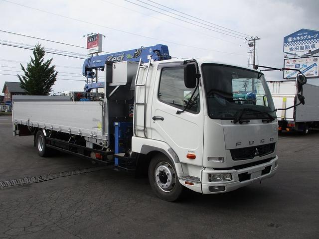 三菱ふそう ファイター クレーン付 LKG-FK65FZ タダノ