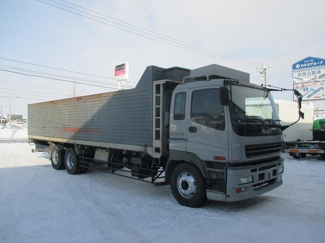 いすゞ ギガ スクラップ運搬車 PJ-CYZ51V6