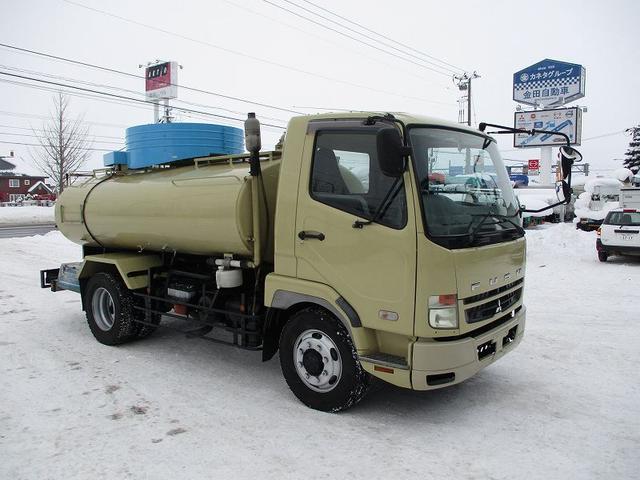 三菱ふそう ファイター バキュームカー PJ-FK72FZ モリタ