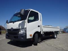 ダイナトラック 2t 2WD ワイドロング フルジャストロー 平ボデー 5t未満普通免許対応車