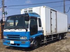 フォワードワイド 4t中温冷凍車