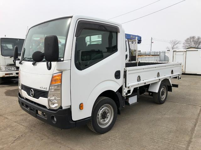 日産 アトラストラック  1.4t  シングルタイヤ 4WD