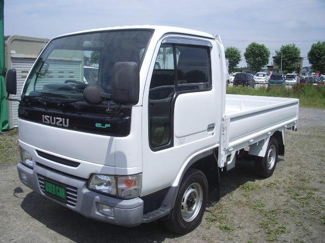 いすゞ 2.7ディーゼル マニュアル4WD 1トン積み