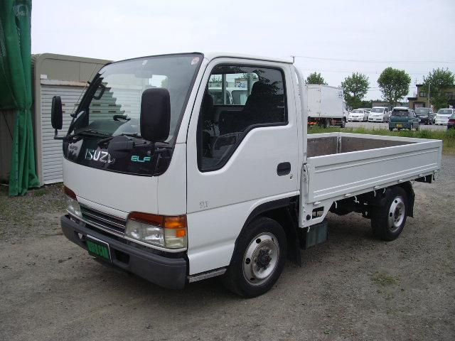 いすゞ 1.5トン シングルマニュアル4WD