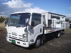 エルフトラック超ロングセフテイーローダー2トンターボラジコン付ETC