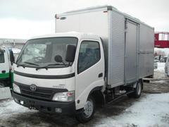 トヨエース2トンアルミバン 4WD ワイドロング