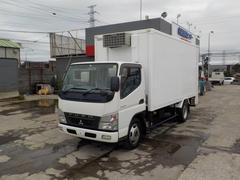 キャンター2トン冷凍冷蔵車 4WD パワーゲート付