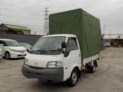 ボンゴトラック1トン平 幌付 4WD