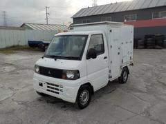 ミニキャブトラックトイレカー 4WD