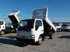 エルフトラック2トンダンプ 4WD トクSシフト